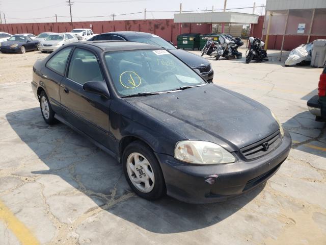 Vehiculos salvage en venta de Copart Sun Valley, CA: 1999 Honda Civic EX
