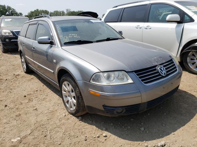 2002 Volkswagen Passat GLX en venta en Des Moines, IA