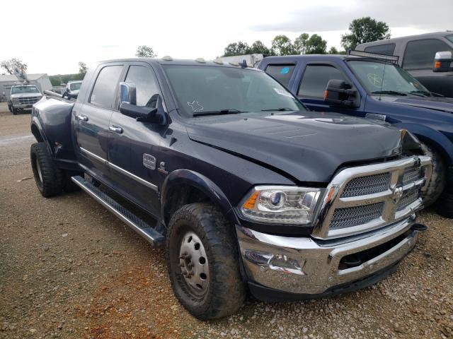 Vehiculos salvage en venta de Copart Wilmer, TX: 2016 Dodge RAM 3500 Longh