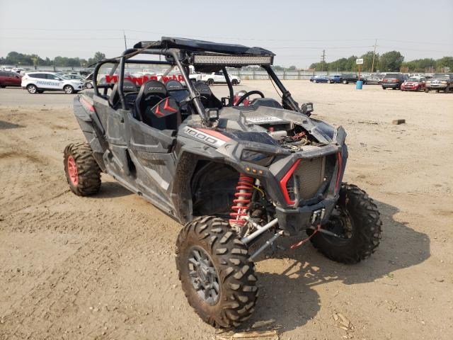 Salvage cars for sale from Copart Nampa, ID: 2019 Polaris RZR XP 4 1