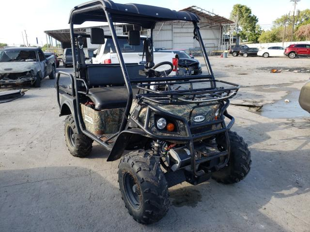 Salvage cars for sale from Copart Corpus Christi, TX: 2013 BAD BOY Buggy