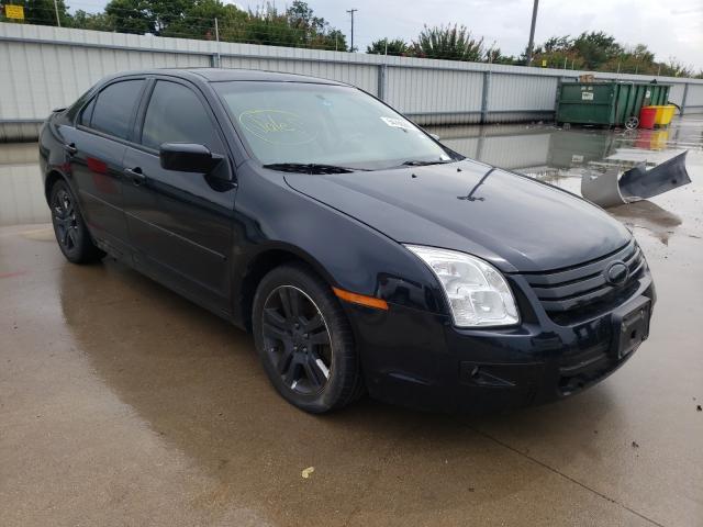 Vehiculos salvage en venta de Copart Wilmer, TX: 2008 Ford Fusion SEL