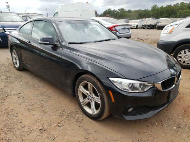 Salvage cars for sale from Copart Chambersburg, PA: 2014 BMW 428 XI