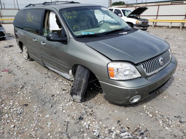 Salvage cars for sale from Copart Haslet, TX: 2004 Mercury Monterey