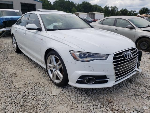 Salvage cars for sale from Copart Ellenwood, GA: 2016 Audi A6 Premium