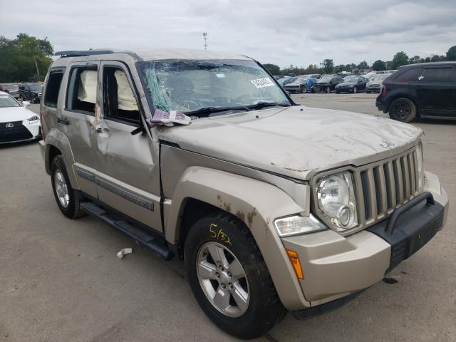 Salvage cars for sale from Copart Glassboro, NJ: 2010 Jeep Liberty SP