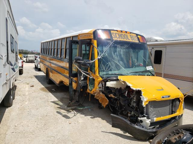 Freightliner Chassis B2 salvage cars for sale: 2022 Freightliner Chassis B2