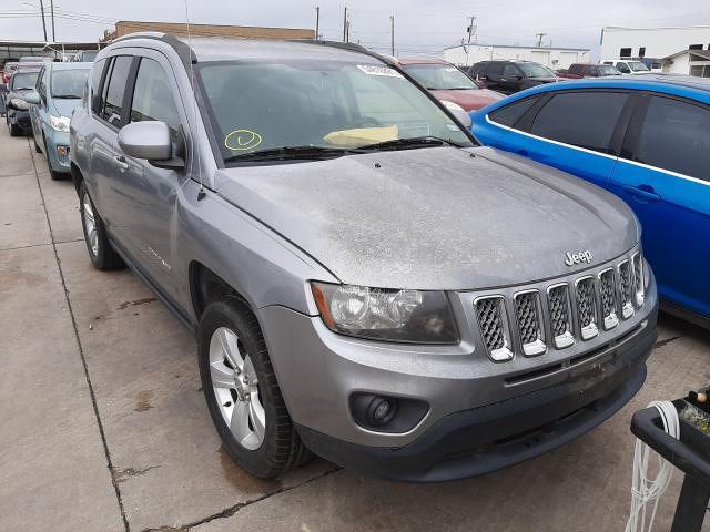 Vehiculos salvage en venta de Copart Grand Prairie, TX: 2015 Jeep Compass LA