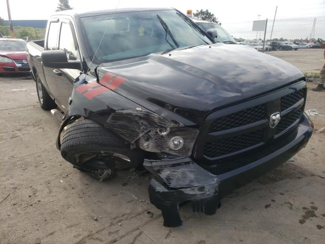 Salvage cars for sale from Copart Woodhaven, MI: 2013 Dodge RAM 1500 ST