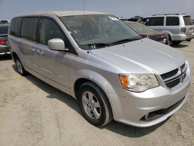 Salvage cars for sale from Copart Antelope, CA: 2012 Dodge Grand Caravan