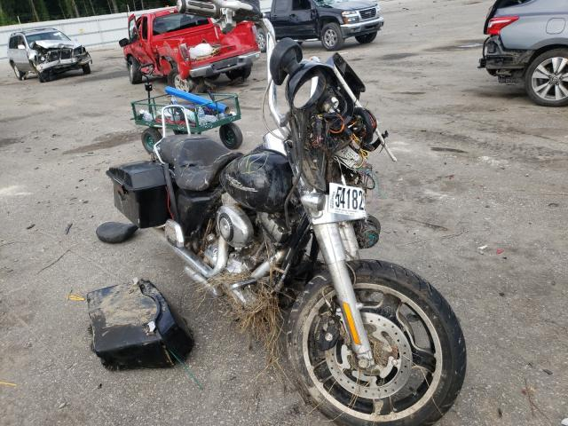Salvage cars for sale from Copart Dunn, NC: 2010 Harley-Davidson Flhx
