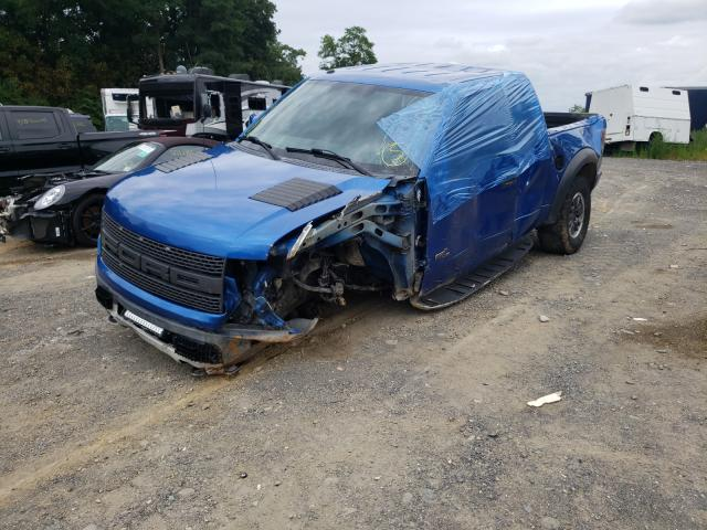 2011 FORD F150 SVT R 1FTEX1R60BFB31329