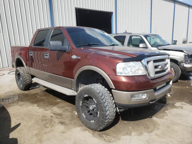 Vehiculos salvage en venta de Copart Apopka, FL: 2005 Ford F150 Super