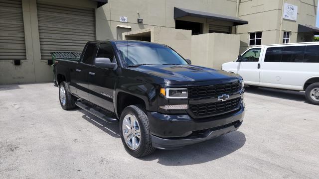 Vehiculos salvage en venta de Copart Miami, FL: 2017 Chevrolet Silverado