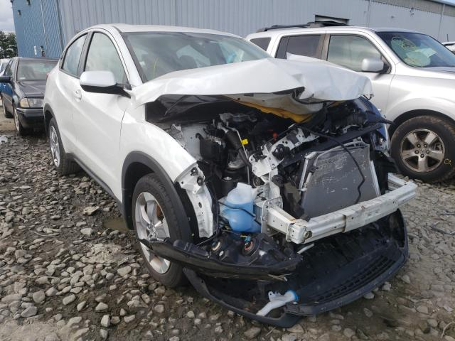 Salvage cars for sale from Copart Chambersburg, PA: 2019 Honda HR-V LX
