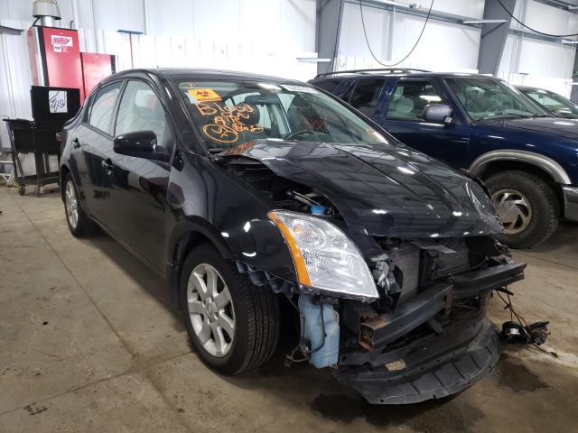 Nissan Vehiculos salvage en venta: 2009 Nissan Sentra 2.0