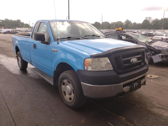 Ford F150 salvage cars for sale: 2008 Ford F150