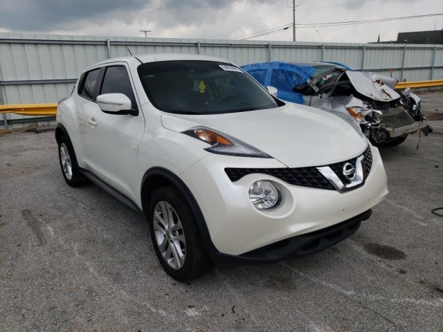 Vehiculos salvage en venta de Copart Dyer, IN: 2015 Nissan Juke S