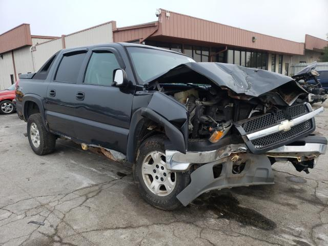 Chevrolet Avalanche salvage cars for sale: 2005 Chevrolet Avalanche