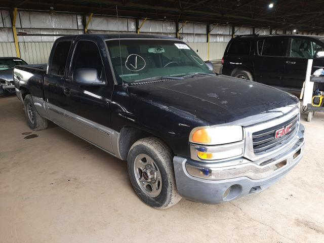 GMC salvage cars for sale: 2004 GMC New Sierra