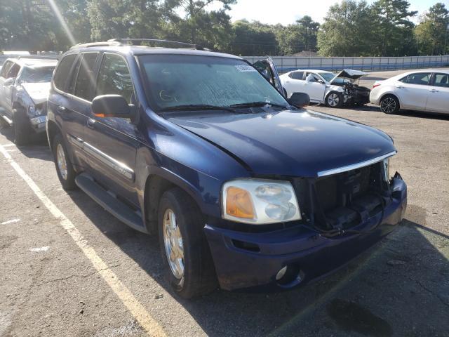 GMC Envoy salvage cars for sale: 2002 GMC Envoy