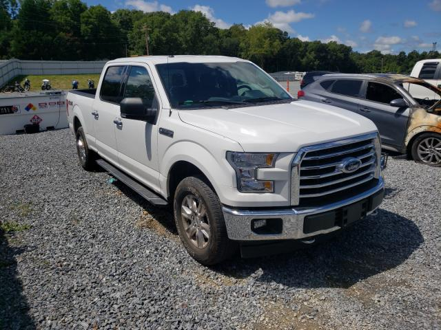 Ford 1100 salvage cars for sale: 2017 Ford 1100