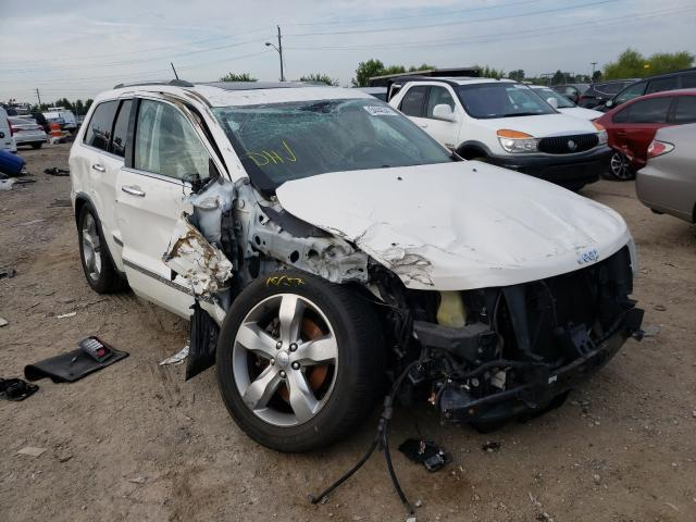 Salvage cars for sale at Indianapolis, IN auction: 2011 Jeep Grand Cherokee