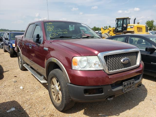 Salvage cars for sale from Copart Bridgeton, MO: 2005 Ford F150 Super