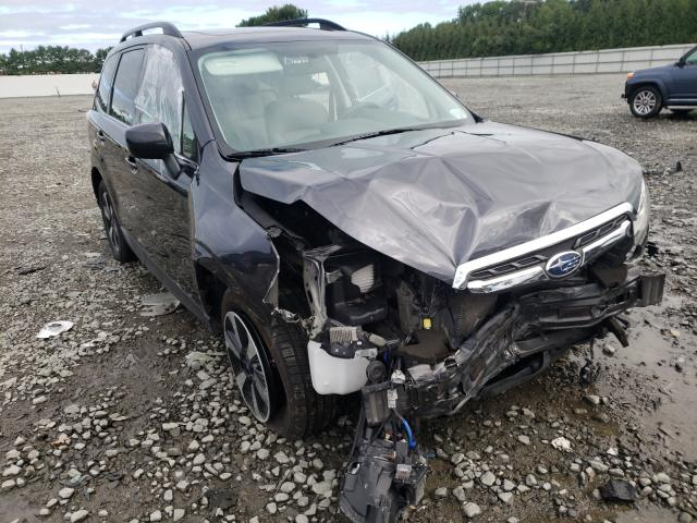 Salvage cars for sale from Copart Chambersburg, PA: 2017 Subaru Forester 2