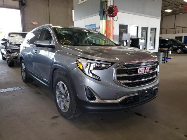 GMC salvage cars for sale: 2019 GMC Terrain SL