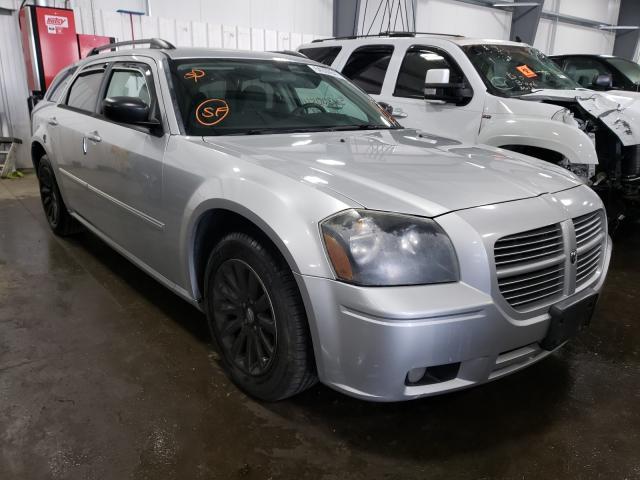 Dodge salvage cars for sale: 2007 Dodge Magnum SXT