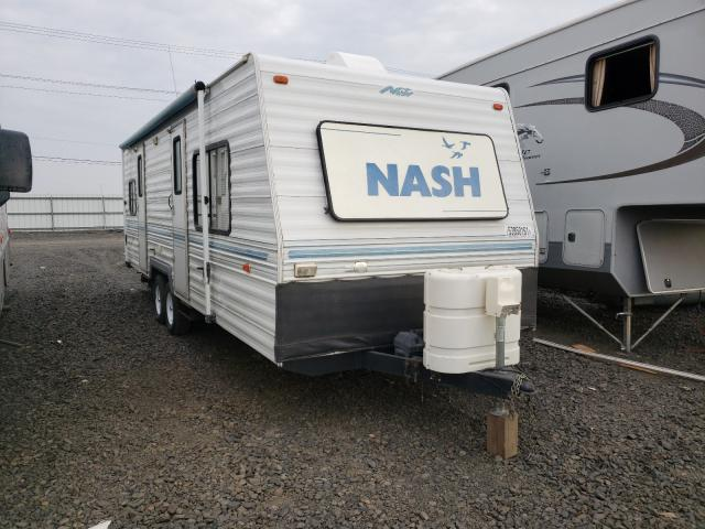 Salvage cars for sale from Copart Airway Heights, WA: 1995 Nash Travl Trailer