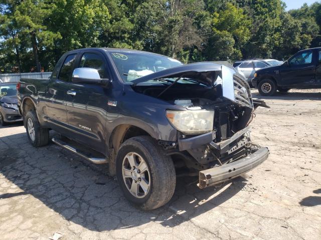 Vehiculos salvage en venta de Copart Austell, GA: 2007 Toyota Tundra DOU