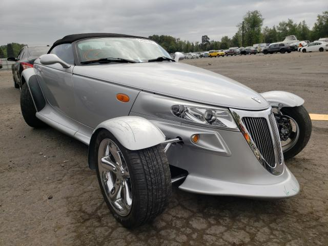 Plymouth salvage cars for sale: 2000 Plymouth Prowler