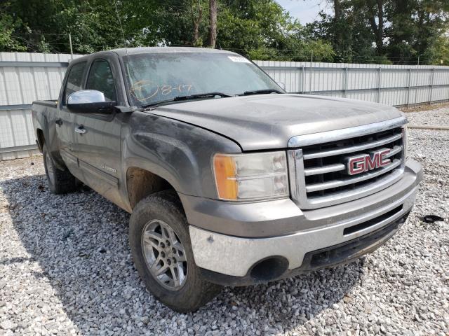 Salvage trucks for sale at Rogersville, MO auction: 2013 GMC Sierra K15