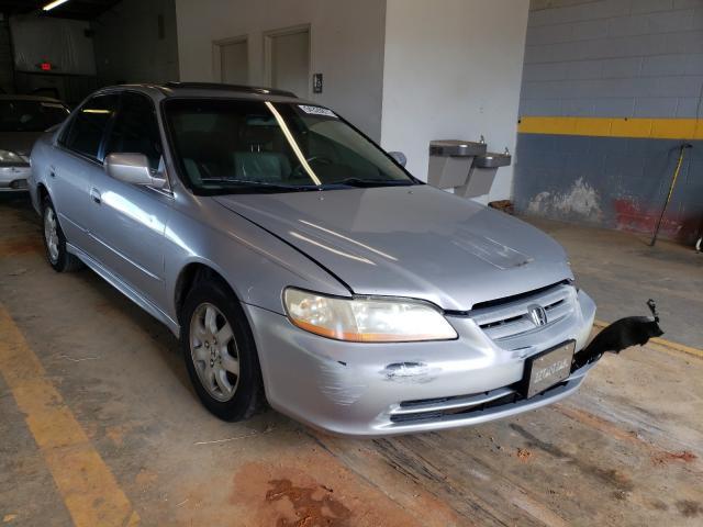Vehiculos salvage en venta de Copart Mocksville, NC: 2001 Honda Accord EX