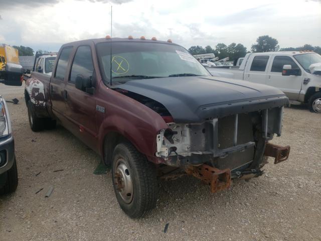 Vehiculos salvage en venta de Copart Wilmer, TX: 1999 Ford F350 Super