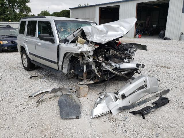 Salvage cars for sale from Copart Rogersville, MO: 2008 Jeep Commander