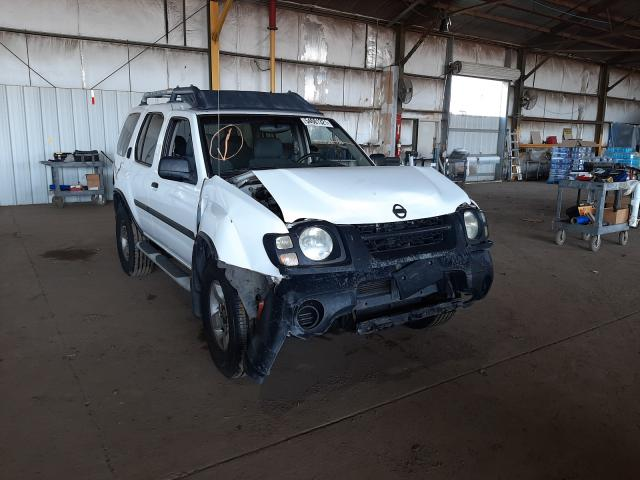 Salvage cars for sale from Copart Phoenix, AZ: 2004 Nissan Xterra XE