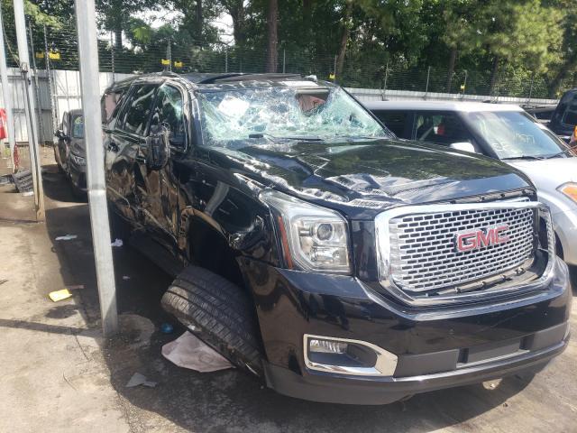 Vehiculos salvage en venta de Copart Austell, GA: 2015 GMC Yukon XL D
