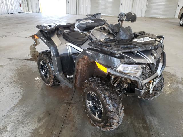 Can-Am Cforce 600 salvage cars for sale: 2020 Can-Am Cforce 600