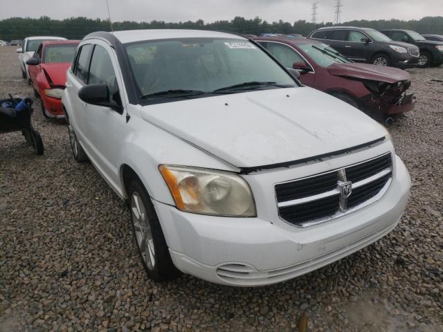 Vehiculos salvage en venta de Copart Memphis, TN: 2011 Dodge Caliber HE