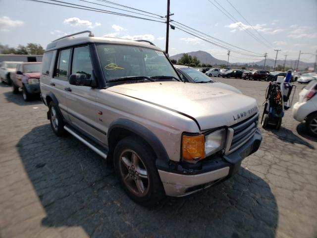 Salvage cars for sale from Copart Colton, CA: 2001 Land Rover Discovery