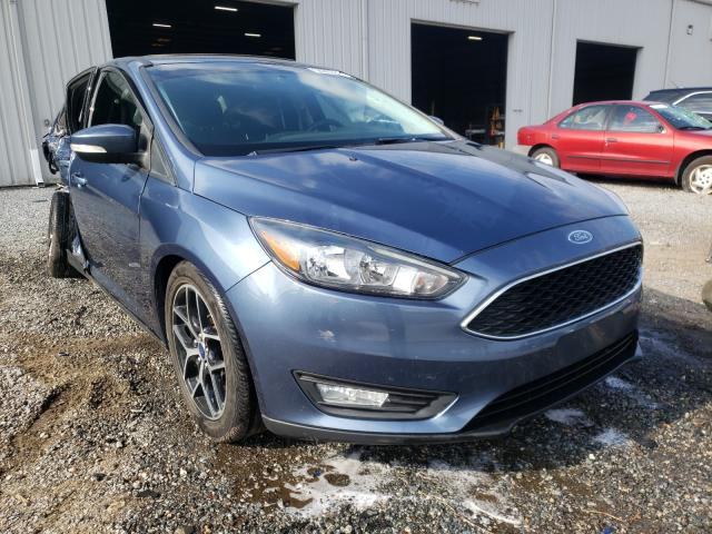 2018 FORD FOCUS SEL 1FADP3H2XJL266054