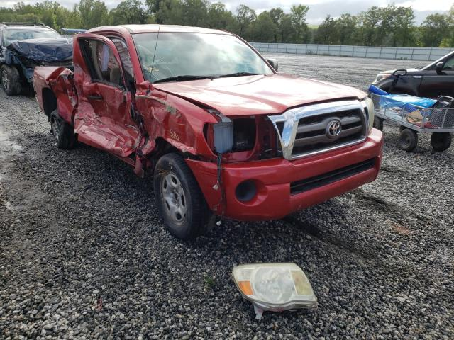 Salvage cars for sale from Copart Spartanburg, SC: 2010 Toyota Tacoma ACC