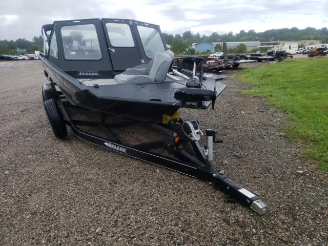 Salvage cars for sale from Copart Lawrenceburg, KY: 2021 Seadoo Boat With Trailer
