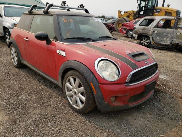 Salvage cars for sale from Copart San Martin, CA: 2008 Mini Cooper S