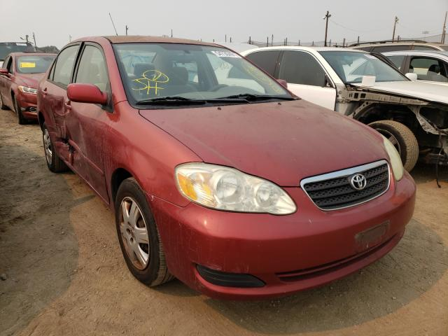 Salvage cars for sale from Copart San Martin, CA: 2007 Toyota Corolla CE