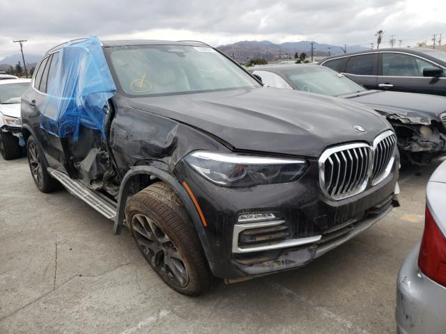 2021 BMW X5 SDRIVE 5UXCR4C06M9F73753