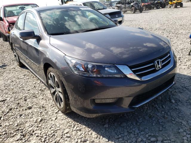 Vehiculos salvage en venta de Copart Appleton, WI: 2014 Honda Accord EXL